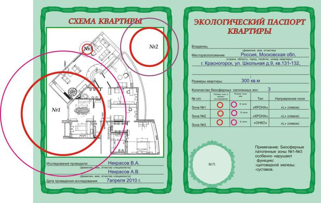 экологический паспорт школы образец скачать img-1